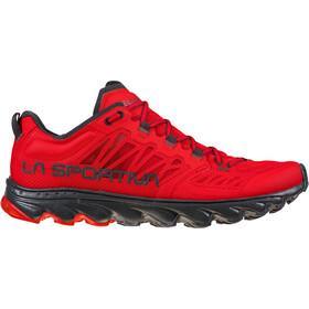 La Sportiva Helios III Running Shoes Men goji/carbon
